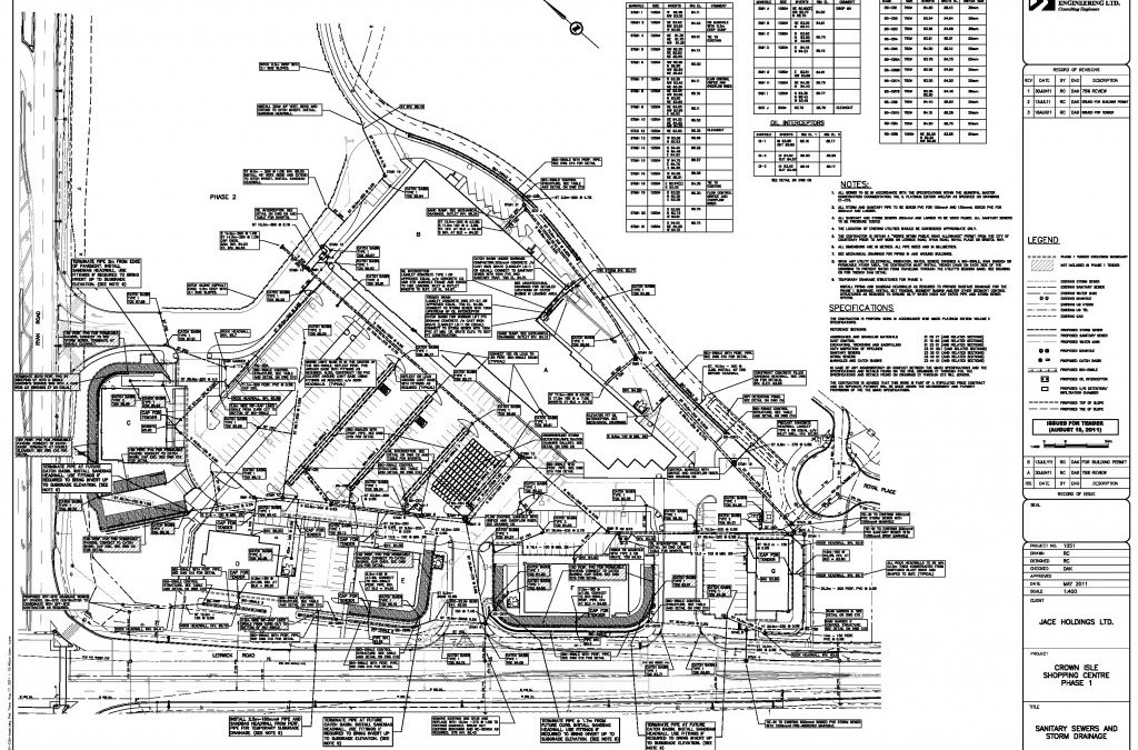 Crown Isle Shopping Center – Anchored by Thrifty Foods
